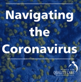 Helping You Navigate Coronavirus